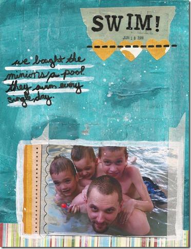Swim June 11